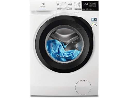Lave linge hublot 9 Kg Electrolux EW6F4943SP - Lave linge Frontal - Essorage 1400 tr/min - Départ différé - Affichage temps restant - Moteur à induction - 76 dB - Pose libre - Classe énergétique A+++