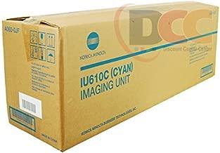 Konica Minolta IU610c cyan Imaging unit for Bizhub C451 C550 C650