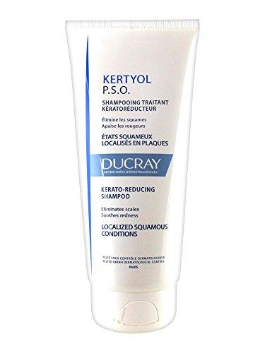 #1 | Ducray Kertyol PSO Shampooing Traitant Kératoréducteur 200 ml