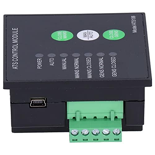 Controlador De Grupo Electrógeno, Controlador De Generador Diesel Arranque Automático Función De Detección De Fallas Diseño De Instalación A Presión Para El Hogar Para La Fábrica