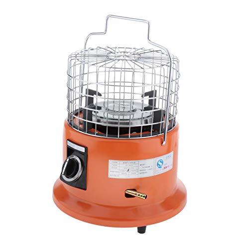 freneci Calentador de Espacio Portátil Calentador de Gas Multifuncional para Tienda de Campaña Al Aire Libre - Gas Natural