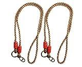 Super UD Baum Swing Conversion Verlängerung Seil vollständig verstellbar ideal für hängen eine Swing von Einem AST 2Stück