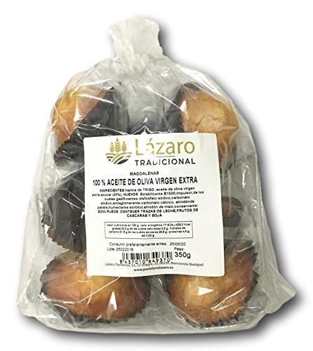 Lázaro Magdalenas - 100% Aceite De Oliva Virgen Extra, 350 g
