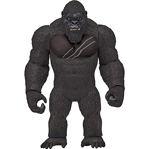 ChenMi 28 Cm Godzilla Vs Kong Figure King of Monsters Anime King Kong Action Figure Doll Raccogliere Modello Giocattoli per Bambini per Adulti