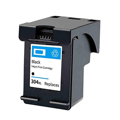 Cartucho de tinta 302XL, reemplazo de alto rendimiento para HP DeskJet 1111 1112 2131 2132 Envy 4510 4511 4520 OfficeJet 3830 4650 5220 5230 Impresora Negro y Tri-Co 1 Black