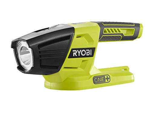 Ryobi 4892210152589 Lampe Torche LED 18V One+, Multicolore