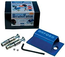 Oxford OF439 BruteForce Hardened Bolt-Down Mini Ground Anchor