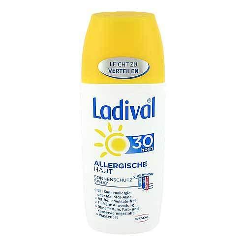 Ladival Allergische Haut LSF 30, 150 ml Spray