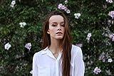 Puzzle 1000 Piezas Adecuado para Adolescentes Y Adultos Rompecabezas De Madera Decoraciones Hogar Mujer niña retrato joven modelo hermosa