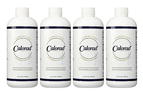 Calorad PM Collagen Weight Loss Provides Both Essential and Non-Essential Amino acids That Helps to You Weight Loss Pack 4