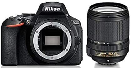 Nikon D5600 Digital Camera 18-140mm VR Kit (Black)