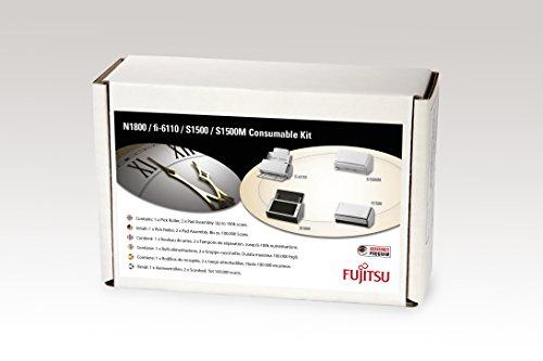 Fujitsu Verbrauchsmaterialkit für fi-6110 - Passend für fi-6110, ScanSnap N1800
