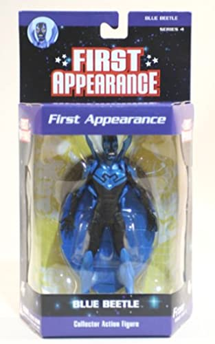 DC - DIRECT - FIRST APPEARANCE - Serie 4 - Blau BEETLE