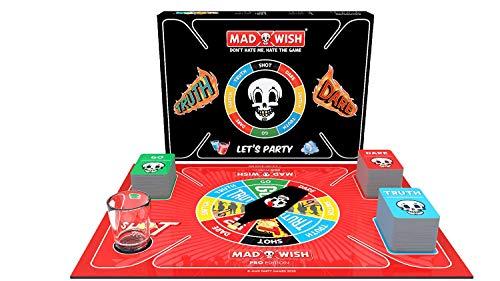 MadWish Truth or Dare Board Game