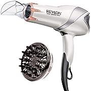 Revlon 1875w Laser Brilliance Dryer, Silver/White