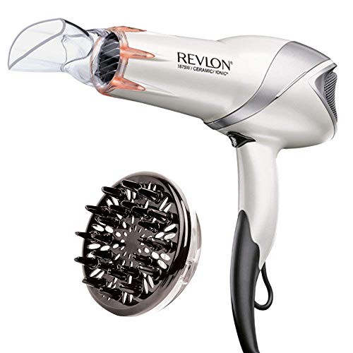 Revlon 1875W Infrared Hair Dryer for Faster Drying...