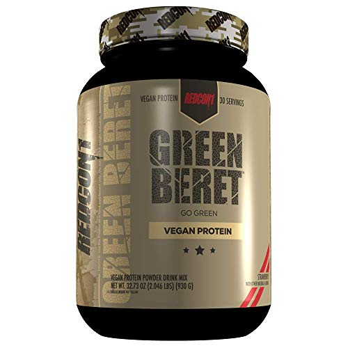 Redcon1 Green Beret 30 Servings, Strawberry, 1 kg, RED1027/100/103