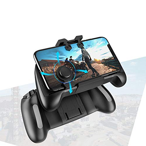 Mobile Game Controller Shooter Trigger Gamepad Voor Iphone Xiaomi Samsung Phone Gaming Controller Joystick Handle