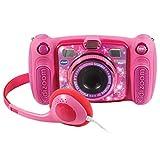 VTech Kidizoom Duo 5.0 - Cámara de fotos digital, infantil con 5 megapíxeles,...