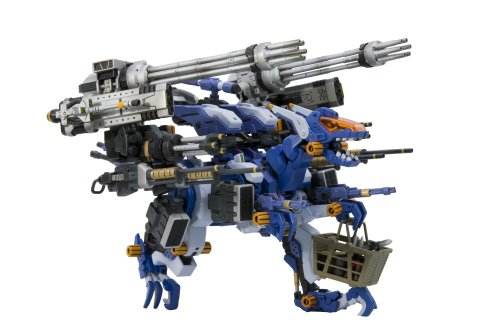 Kotobukiya 1/72 Scale ZOIDS HMM Highend Master Model Gun Sniper Leena Special - Construction Model