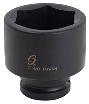 Sunex 446M 3/4-Inch Drive Metric Impact Socket 46-Mm