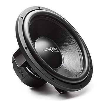 Skar Audio DDX-15 D2 15  1500 Watt Max Power Dual 2 Ohm Car Subwoofer