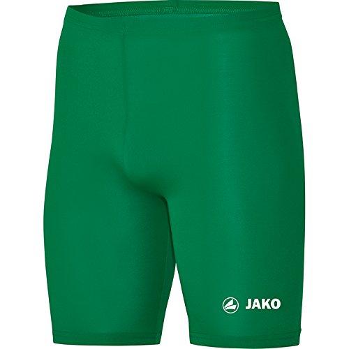 Jako Unisex Shorts Basic 2.0, sportgrün, M