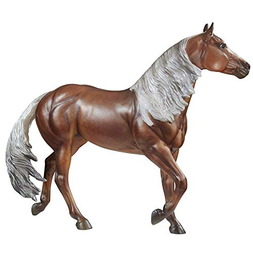 Breyer Traditional Series Latigo Dun It | Horse Toy Model | 1: 9 Scale | Model #1791