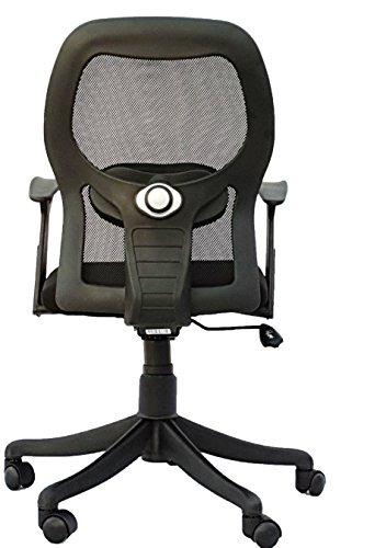 APEX AM-5019 Orion Nylon Base Medium Back Office Chair