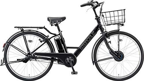 ブリヂストン 電動アシスト自転車 ステップクルーズe ST6B40 T.Xクロツヤケシ T.Xクロツヤケシ