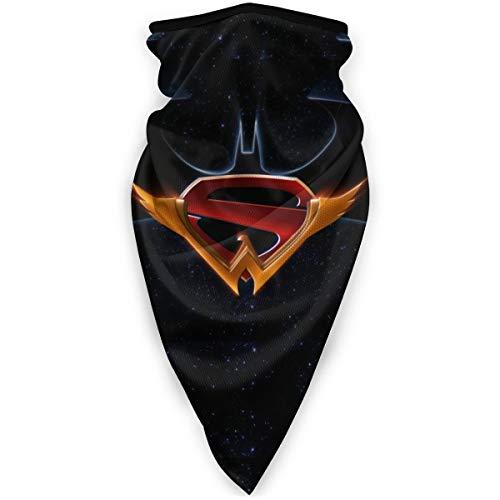 Super Hero Balaclavas Multifunctional Headband Scarf Windproof Sports & Casual Headwears