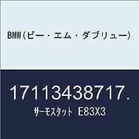 BMW(ビー・エム・ダブリュー) サーモスタット E83X3 17113438717.