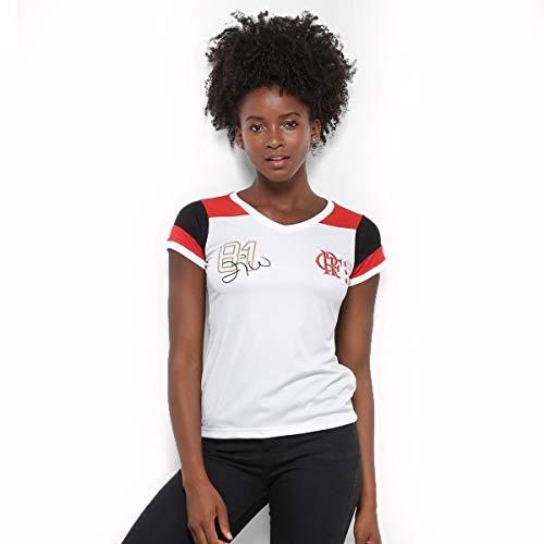 Camisa Flamengo Feminina Retro Zico G