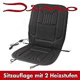 Dino 130004 Beheizbare Sitzauflage mit 2 Heizstufen inklusiv Bedieneinheit – Komfort für Kalte Tage - 5
