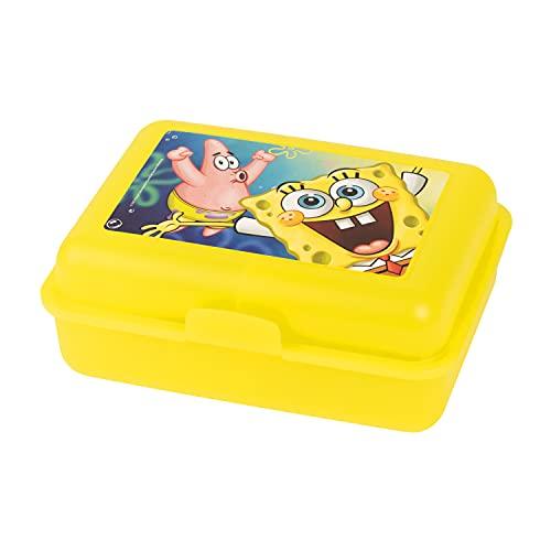 Spongebob Schwammkopf Brotdose, trennbare Fächer, Lunchbox Patrick