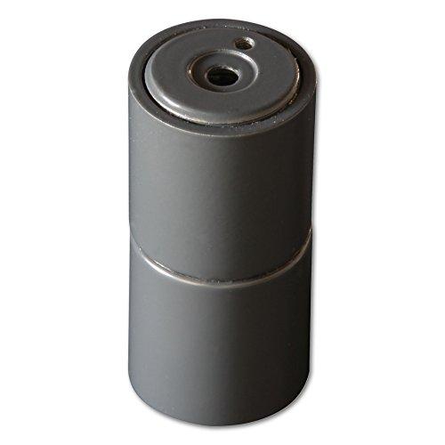 DEBAR Protec - Soporte magnético para Puerta (60 mm, 60 mm), Color Gris