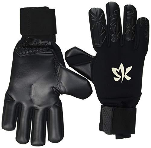 Sportswear Kingdom Herren Torwarthandschuhe Special Pro mit Fingersave (schwarz, 8)
