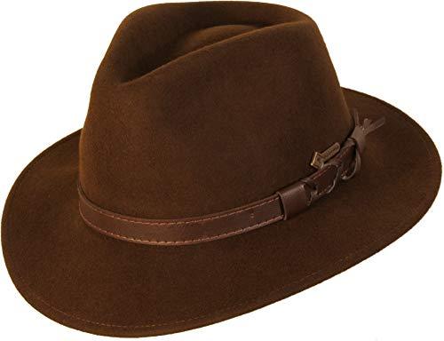 SCIPPIS Australian Adventure Wear Norton, XL, Chocolate