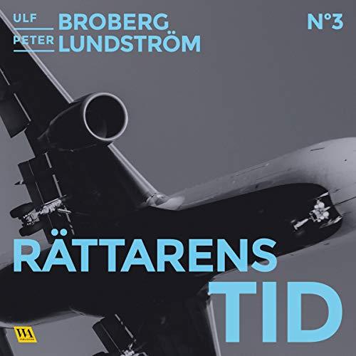 Rättarens tid audiobook cover art