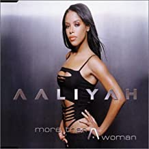 More Than a Woman / Rock the Boat - Australia by Aaliyah