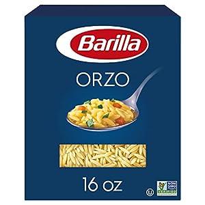 Barilla Pasta, Orzo, 16 oz