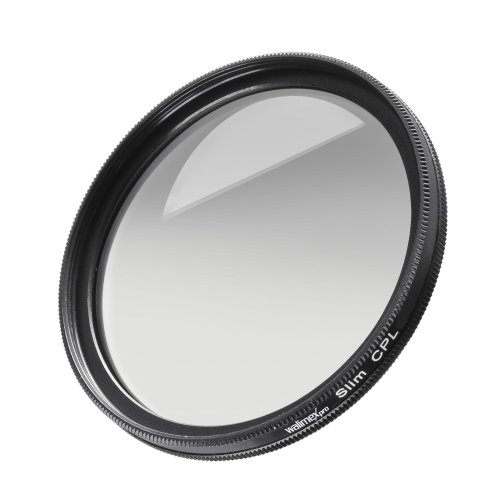 Walimex Pro Polfilter zirkular slim 67 mm (inkl. Schutzhülle)