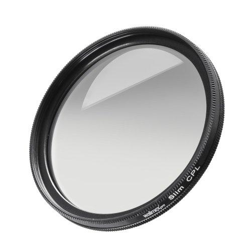 Walimex Pro Polfilter zirkular slim 62 mm (inkl. Schutzhülle)