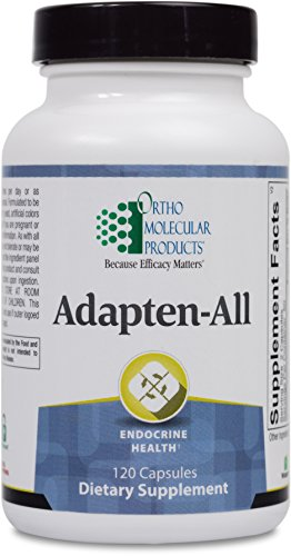 Ortho Molecular Products Adapten-All Capsules, 120 Count