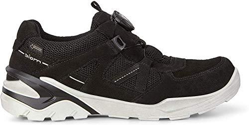 ECCO Jungen Biom VOJAGE Sneaker, Schwarz (Black 1001), 27 EU