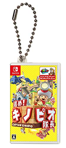 Nintendo Switch専用カードポケットmini 進め! キノピオ隊長