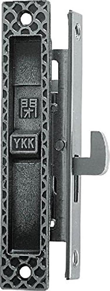 負掃除虚栄心戸先?突合せ 鎌錠(HH-K-10578) YK:ブラック