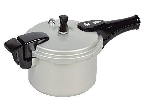 パール金属 ホットクッキング アルミ IH対応 圧力 鍋 3.0L 4合炊 HB-377