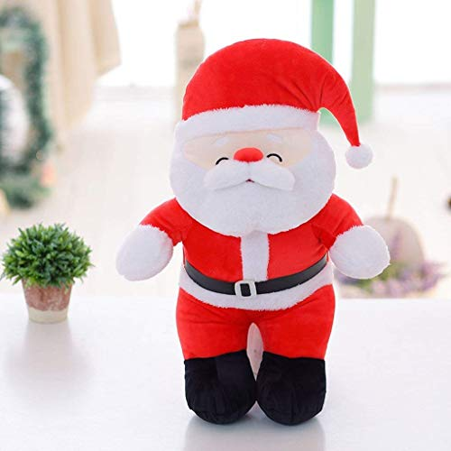 DAxixi Peluche del Fumetto Sveglio del Giocattolo Regalo di Babbo Natale Bambino Regalo di Natale Bambino Giocattolo Morbido Ornamento Bambino Anno Nuovo