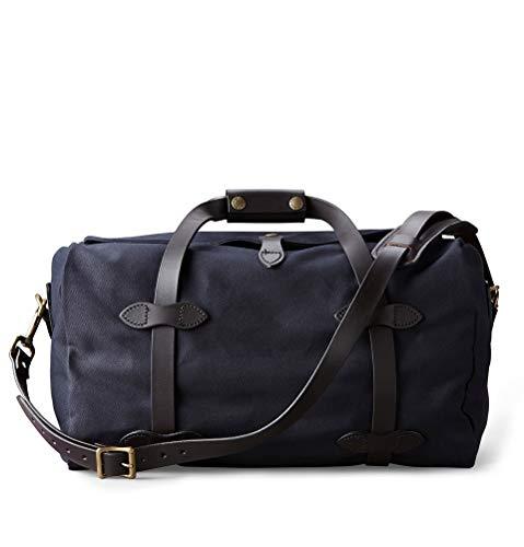 Filson Reisetasche aus robustem Köper, Marineblau